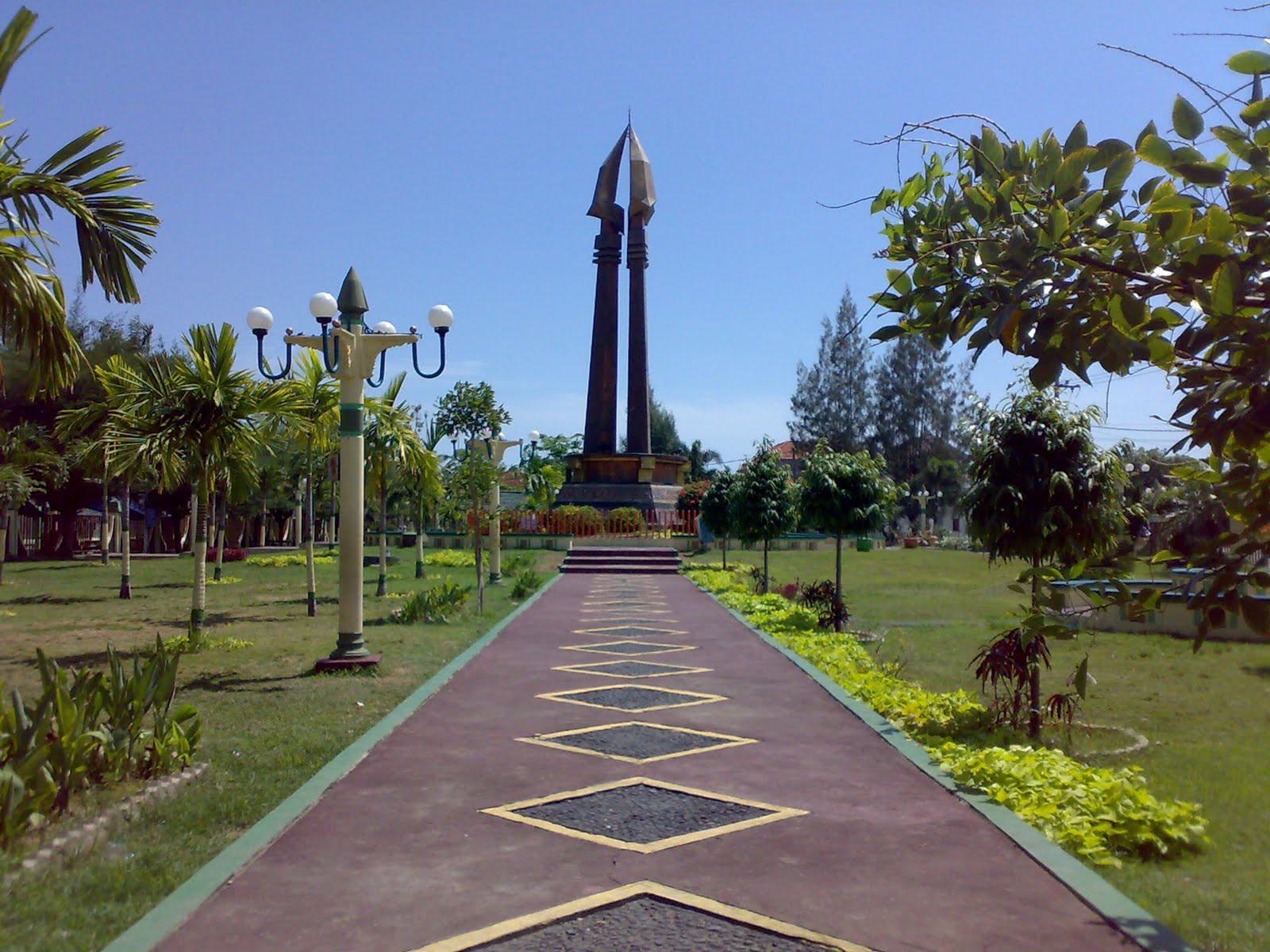 Monumen Trunojoyo sampang