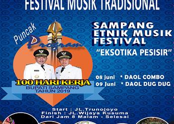 Festival Musik Tradisional