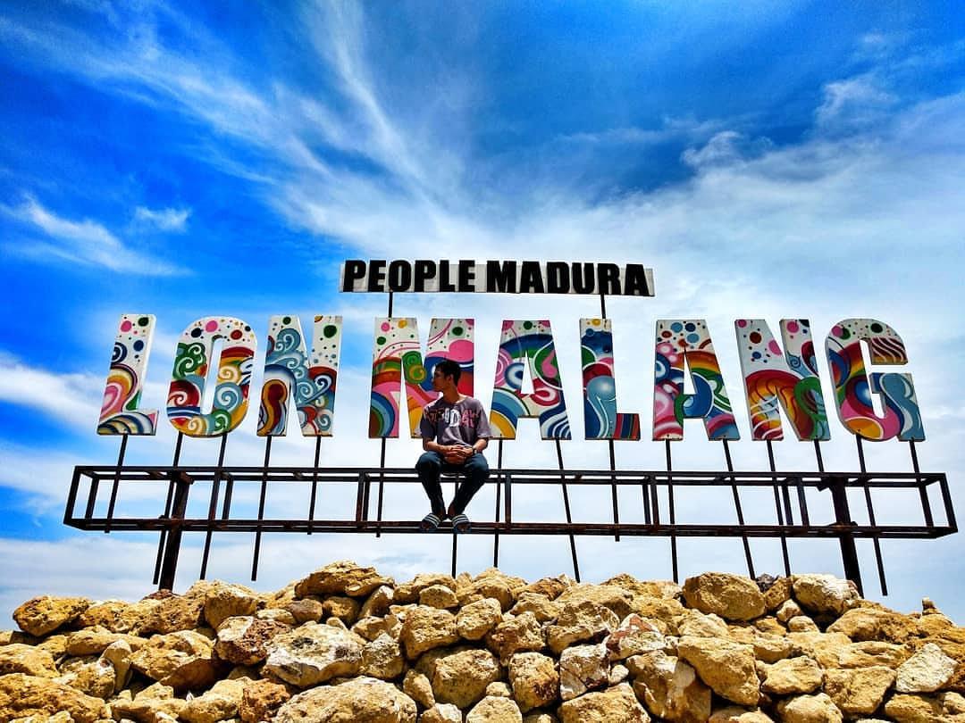 Pantai Lon Malang Sampang Madura
