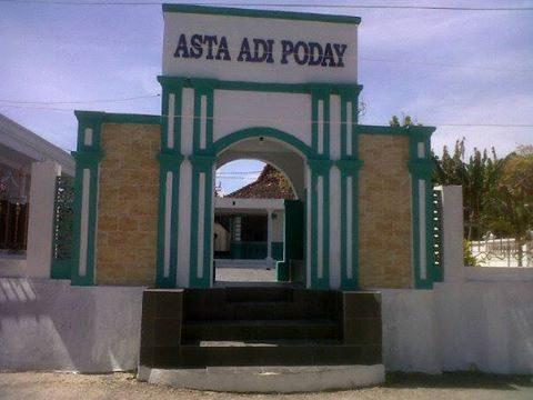 Pasarean Adi Poday
