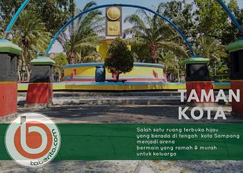 Taman Kota Sampang